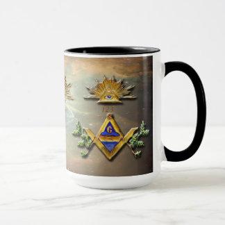 Masonic Life (Cosmos) Mug