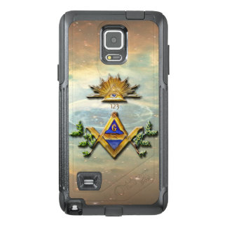 Masonic Life (Cosmos) OtterBox Samsung Note 4 Case
