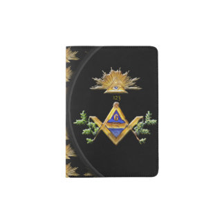 Masonic Life Passport Holder