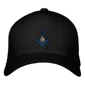 Masonic Lodge Fitted EMBRODERED hat Embroidered Baseball Caps
