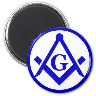 Masonic Lodge Magnet