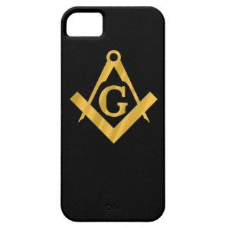 """Masonic """"Mason for Life"""" iPhone 5 Cases"""