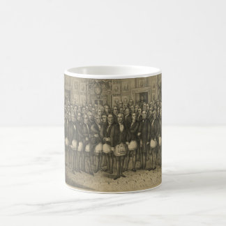 Masonic Memorial Freemason Freemasonry Coffee Mug