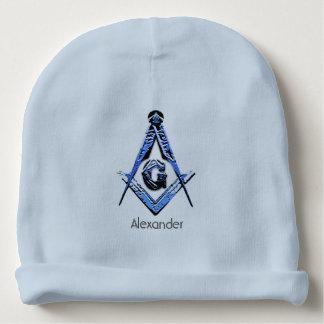 Masonic Minds (Blue) Baby Beanie