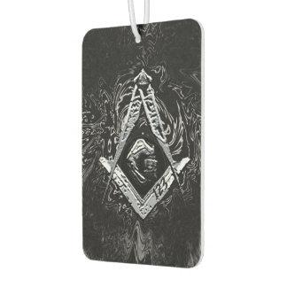 Masonic Minds (SilverySwish) Car Air Freshener