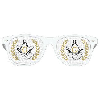 Masonic poker shades