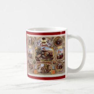 Masonic Poster Coffee Mug