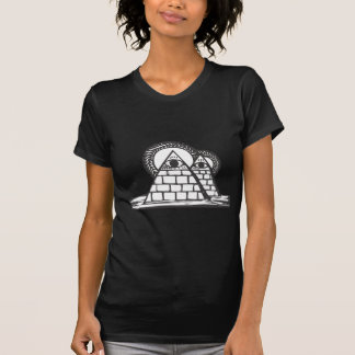 Masonic Pyramids Tshirts