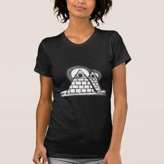 Masonic Pyramids Tshirts