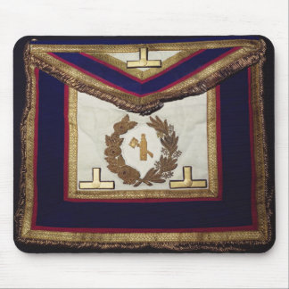 Masonic Regalia, from the Order of Turin Mouse Mat
