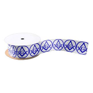 Masonic Satin Ribbons Satin Ribbon