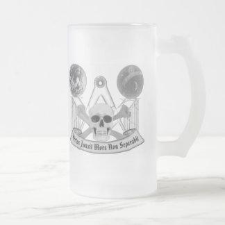 Masonic Skull and Crossbones Coffee Mugs