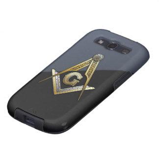 Masonic Square and Compasses Galaxy S3 Cases