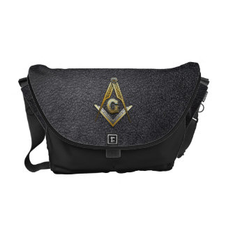 Masonic Square and Compasses Commuter Bag