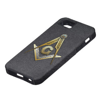 Masonic Square and Compasses iPhone 5 Cases