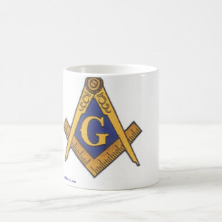 Masonic Supply, from Apron to Watches Coffee Mug