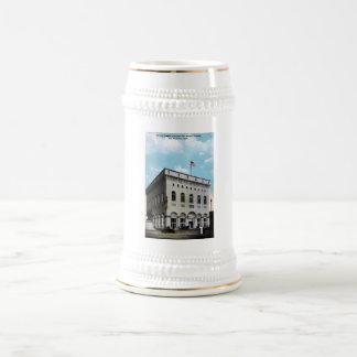 Masonic Temple Beer Steins