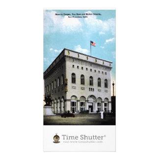 Masonic Temple Photo Cards
