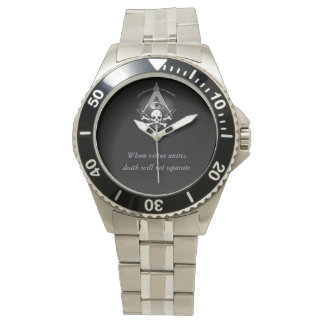 Masonic Watch for the distinguished Master Mason