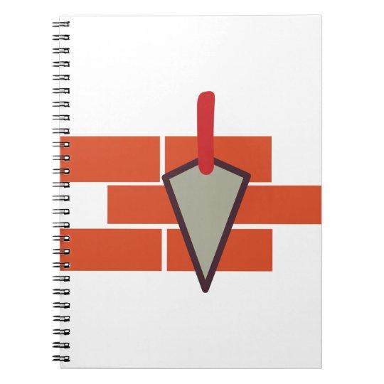 Masonry Logo Notebooks