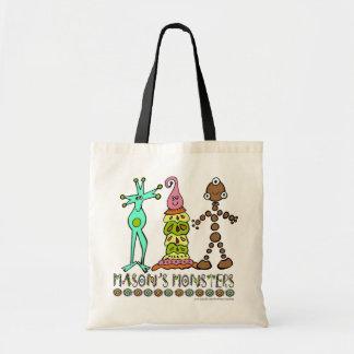 Mason's Monsters Bag