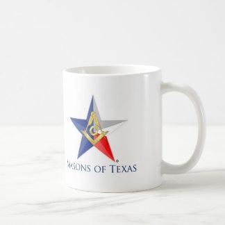 Masons of Texas Coffee Mug