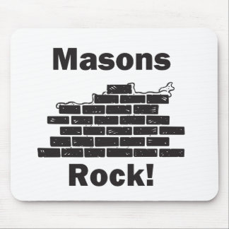Masons Rock Mouse Mat