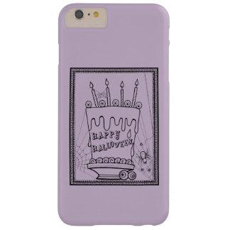 Masquerade Cake Line Art Design Barely There iPhone 6 Plus Case
