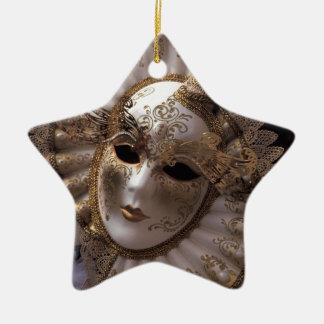Masquerade Christmas Ornament