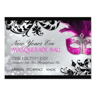 Masquerade Invitation