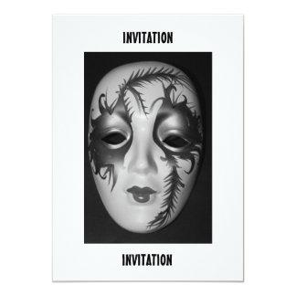 Masquerade  INVITATION, INVITATION Invitation