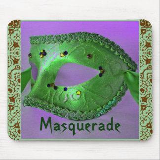 Masquerade Mousepad- Customizable Mousepad