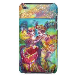 MASQUERADE NIGHT / CARNIVAL DANCE MONOGRAM BARELY THERE iPod COVER
