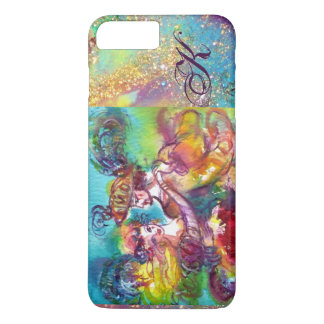 MASQUERADE NIGHT / CARNIVAL DANCE MONOGRAM iPhone 7 PLUS CASE
