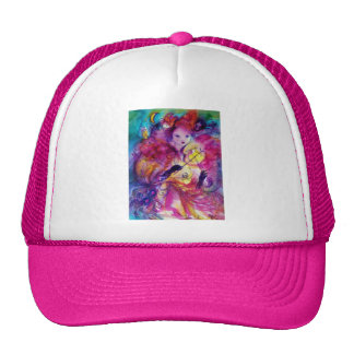 MASQUERADE NIGHT / Venetian Carnival Trucker Hat