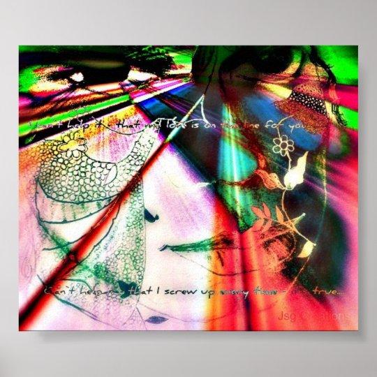 """""""Masquerade"""" Poster"""