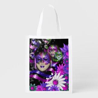 Masquerade wild flower | pink purple