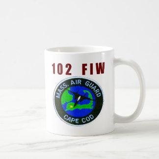 MASS ANG Cape Cod 102 FIW Basic White Mug