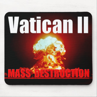Mass Destruction Mousepad