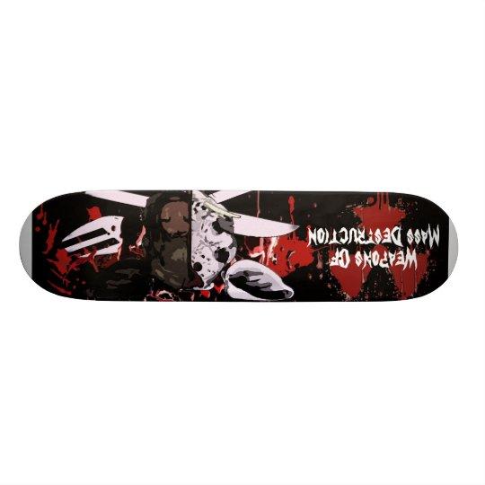 Mass Destruction Pro Skateboard