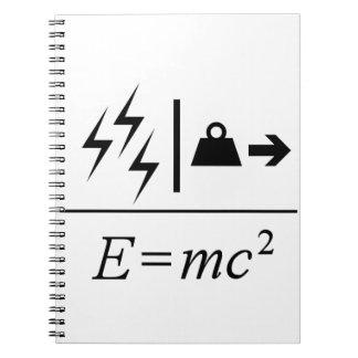 Mass–Energy Equivalence Notebook