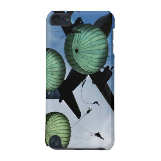 Mass Jump Mission, Parachutes iPod Touch (5th Generation) Cover