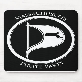Mass Pirate Mouse Pad Dark