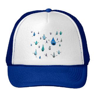 Mass Raindrop Death Hats