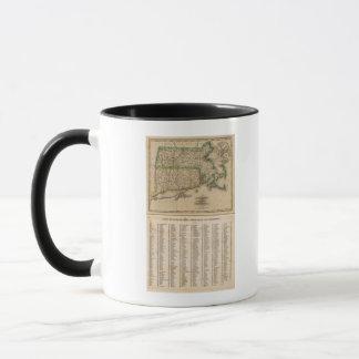 Mass, Rhode Island, Connecticut Mug