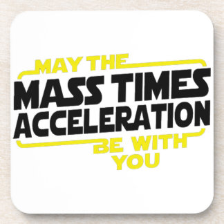 Mass Times Acceleration Coaster