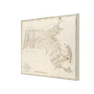 Massachusetts 5 canvas print