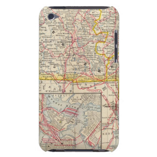 Massachusetts 8 barely there iPod cases