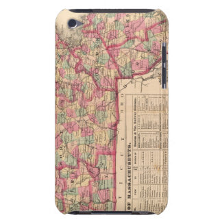 Massachusetts 8 barely there iPod cover