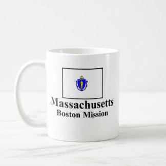 Massachusetts Boston Mission Drinkware Basic White Mug